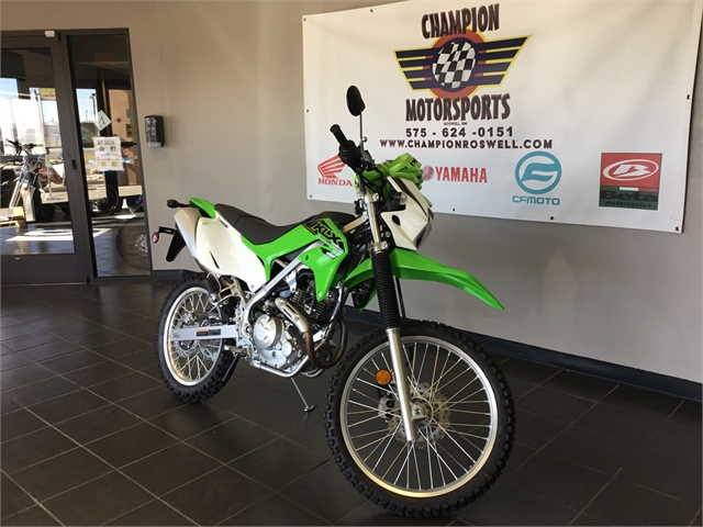 2021 Kawasaki KLX 230 ABS at Champion Motorsports