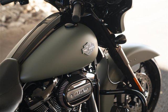2021 Harley-Davidson Grand American Touring Street Glide Special at Harley-Davidson of Macon