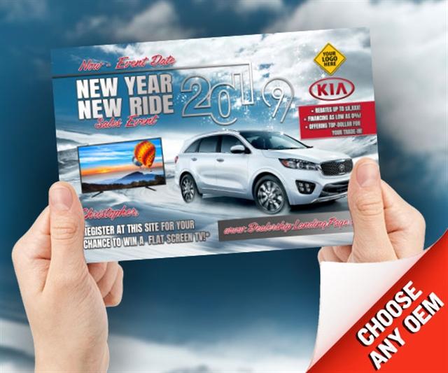 New Year New Ride Automotive at PSM Marketing - Peachtree City, GA 30269