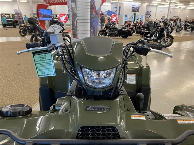 2022 Suzuki KingQuad 750 AXi at Columbia Powersports Supercenter