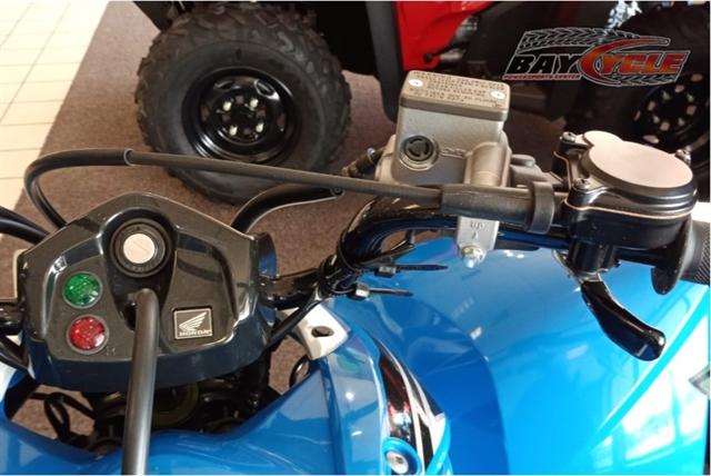 2019 Honda TRX250X 250X at Bay Cycle Sales