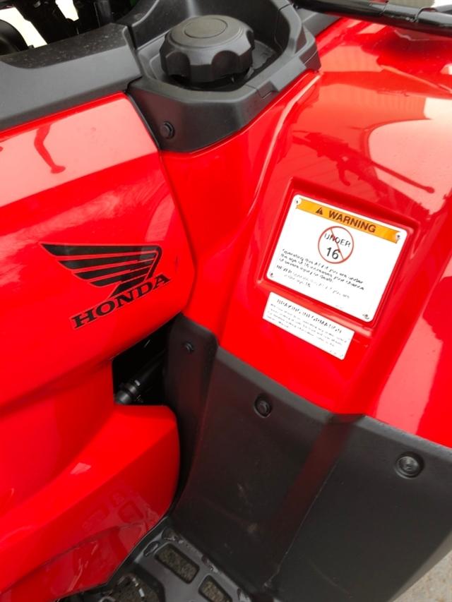 2020 Honda FourTrax Rancher Base at Sloans Motorcycle ATV, Murfreesboro, TN, 37129