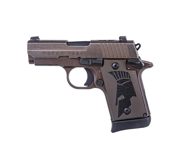 2019 Sig Sauer P938 at Harsh Outdoors, Eaton, CO 80615