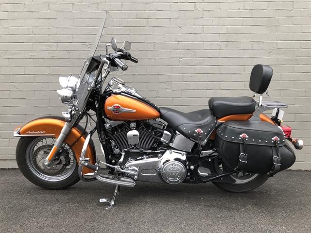 2016 Harley-Davidson Softail Heritage Softail Classic at Cannonball Harley-Davidson®