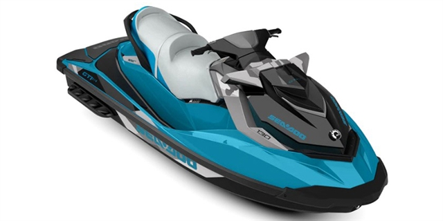 2019 Sea-Doo GTI SE 130 at Hebeler Sales & Service, Lockport, NY 14094