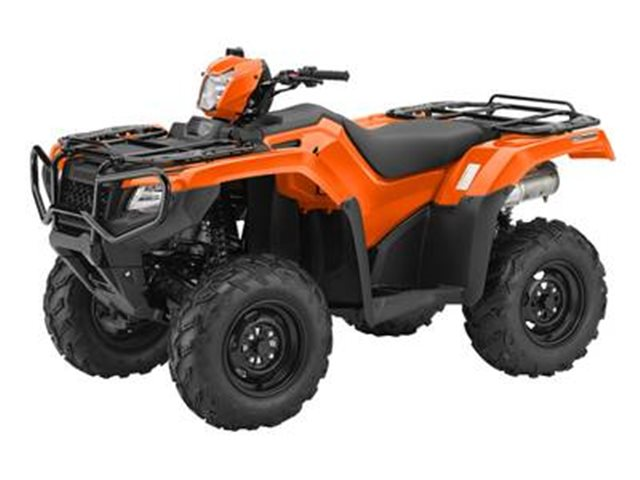 2018 Honda FourTrax Foreman Rubicon 4x4 EPS at Seminole PowerSports North, Eustis, FL 32726
