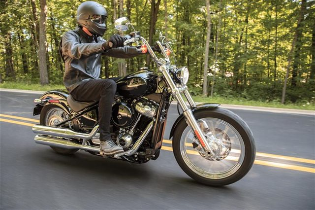 2021 Harley-Davidson Cruiser FXST Softail Standard at Buddy Stubbs Arizona Harley-Davidson