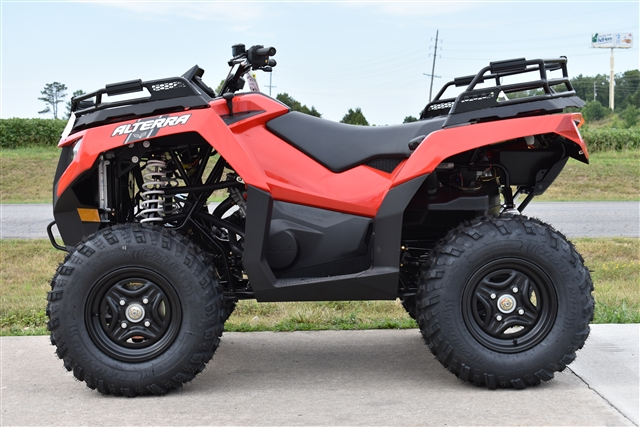 2018 Textron Off Road Alterra 700 4x4 at Lincoln Power Sports, Moscow Mills, MO 63362