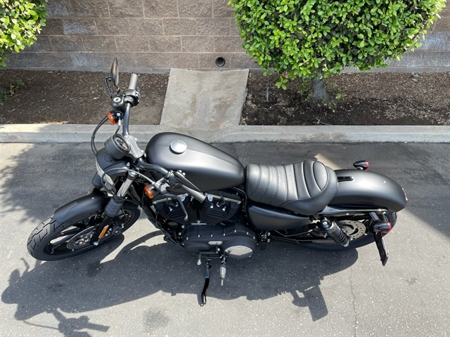 2021 Harley-Davidson Street XL 883N Iron 883 at Fresno Harley-Davidson