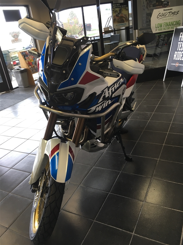 2018 Honda Africa Twin Adventure Sports DCT at Champion Motorsports, Roswell, NM 88201