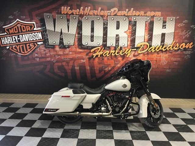 2020 Harley-Davidson CVO CVO Street Glide at Worth Harley-Davidson