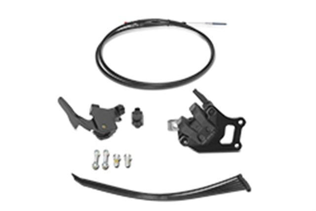 2019 ZERO PARKING BRAKE KIT at Randy's Cycle, Marengo, IL 60152