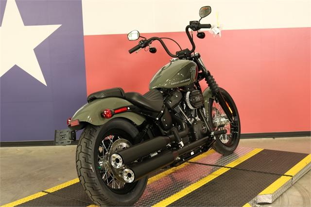 2021 Harley-Davidson Cruiser FXBBS Street Bob 114 at Texas Harley