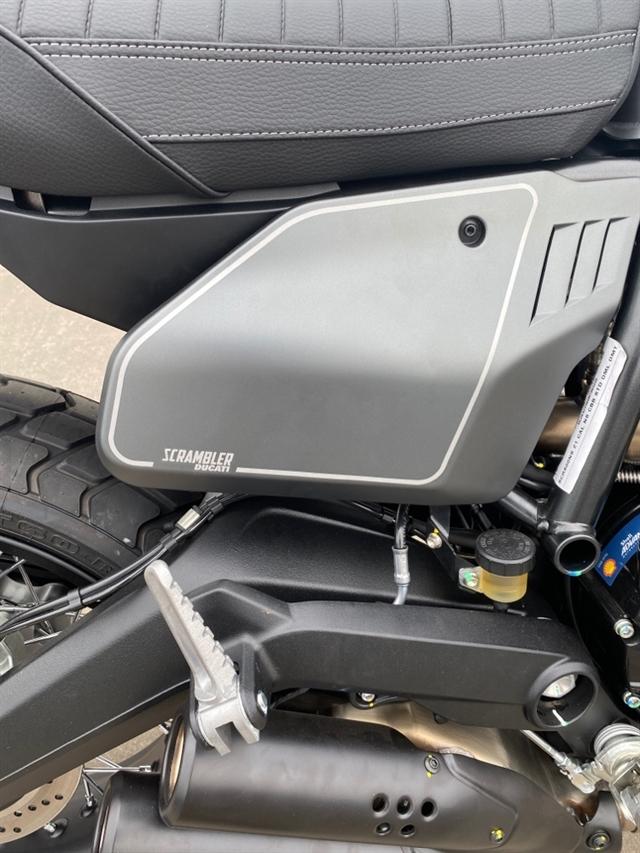 2021 Ducati Scrambler Nightshift at Frontline Eurosports