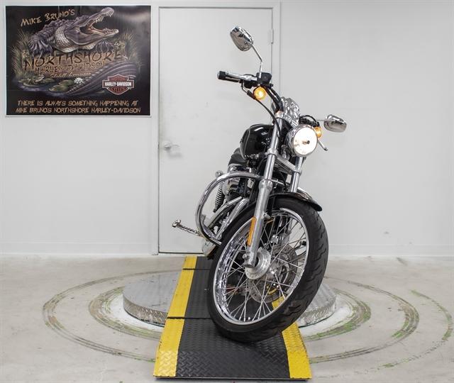 2005 Harley-Davidson Sportster 1200 Custom at Mike Bruno's Northshore Harley-Davidson
