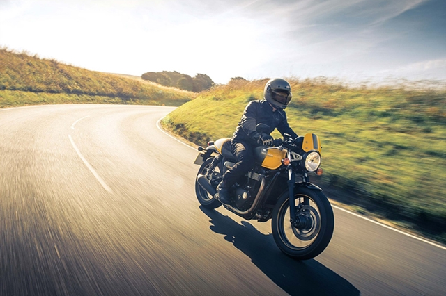 2018 Triumph Street Cup Base at Stu's Motorcycles, Fort Myers, FL 33912