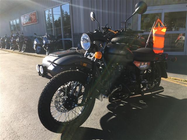 2018 Ural 2 Wheel Drive Gear Up Air LE at Lynnwood Motoplex, Lynnwood, WA 98037