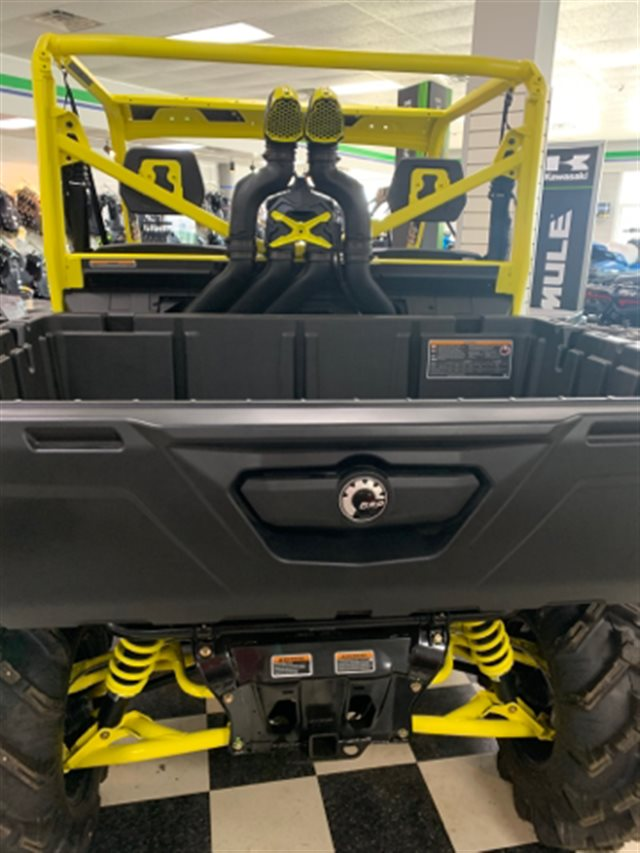 2019 Can-Am™ Defender X mr HD10 at Jacksonville Powersports, Jacksonville, FL 32225