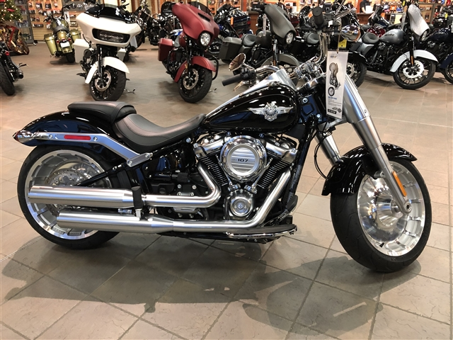 2018 Harley-Davidson Softail Fat Boy at La Crosse Area Harley-Davidson, Onalaska, WI 54650