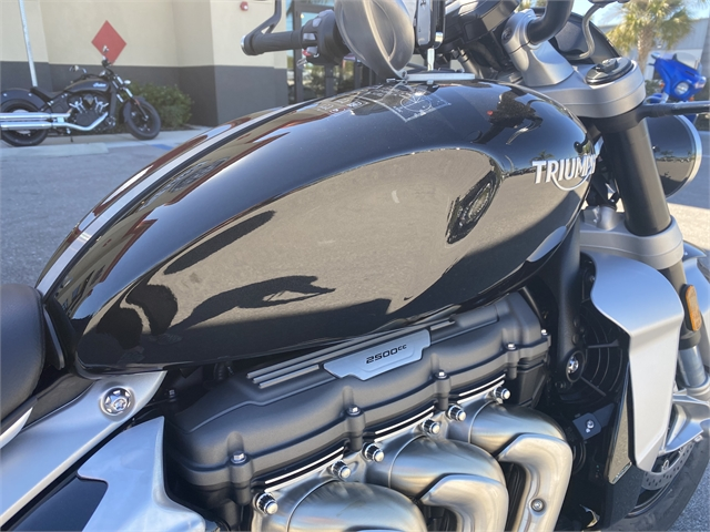 2021 Triumph Rocket 3 R at Fort Myers