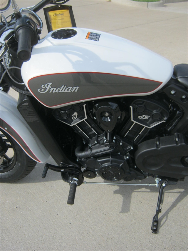 2020 Indian Motorcycle Scout Sixty ABS at Brenny's Motorcycle Clinic, Bettendorf, IA 52722