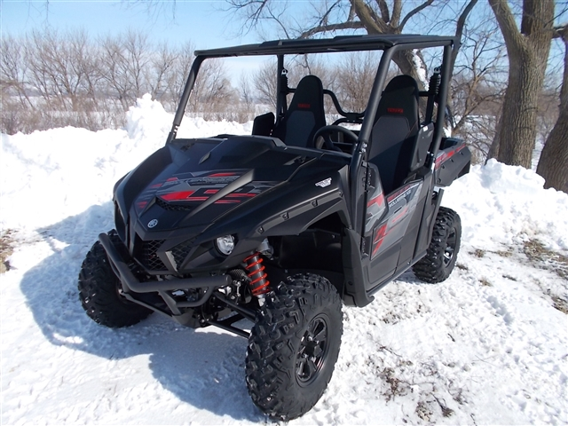 2019 Yamaha Wolverine X2 R-Spec SE at Nishna Valley Cycle, Atlantic, IA 50022
