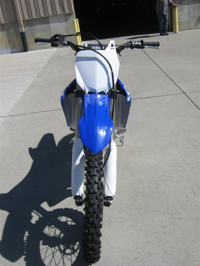2020 Yamaha YZ 250F at Brenny's Motorcycle Clinic, Bettendorf, IA 52722