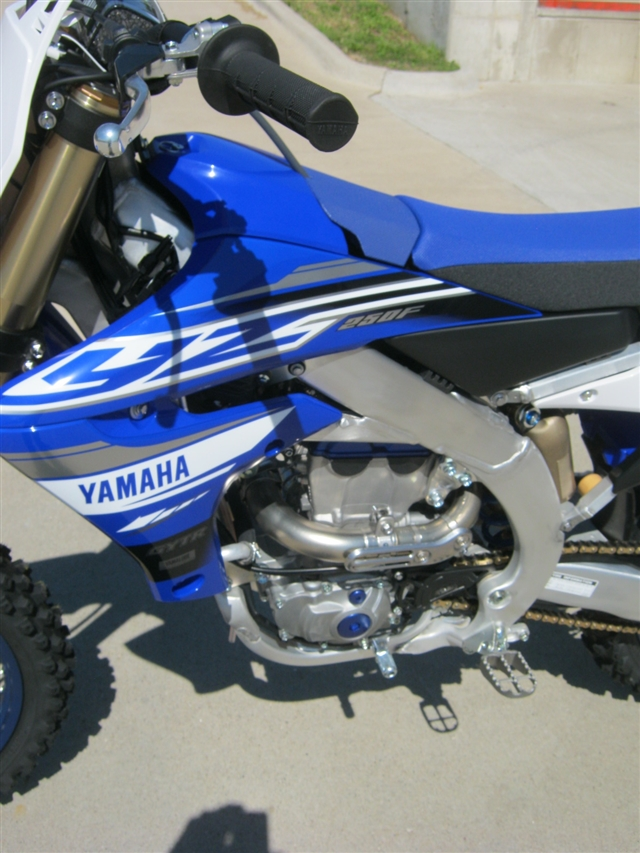 2020 Yamaha YZ 250F at Brenny's Motorcycle Clinic, Bettendorf, IA 52722