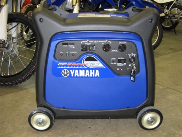 2018 Yamaha Portable Generator EF6300iSDE at Nishna Valley Cycle, Atlantic, IA 50022