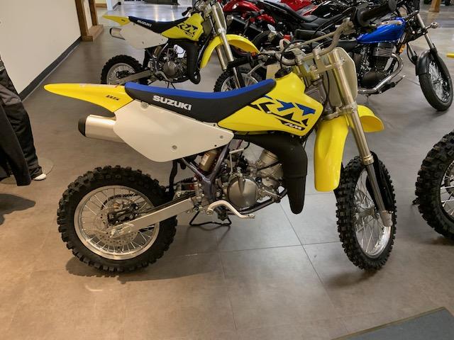 2021 SUZUKI RM 85 RM85M1 at Got Gear Motorsports