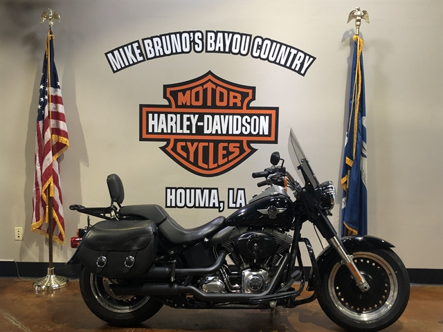 2013 Harley-Davidson Softail Fat Boy Lo at Mike Bruno's Bayou Country Harley-Davidson