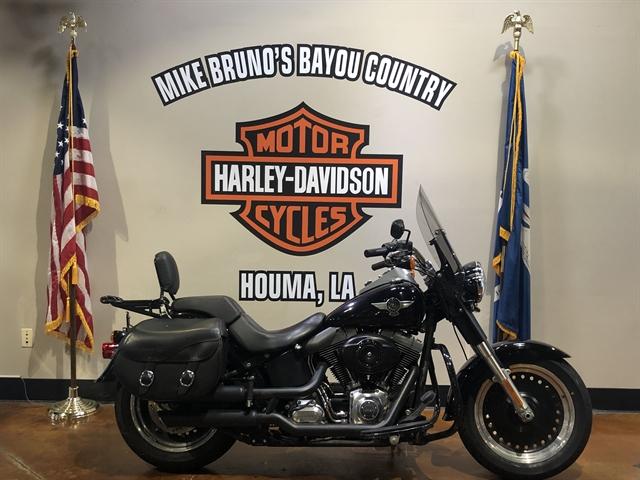 2013 Harley-Davidson Softail Fat Boy Lo at Mike Bruno's Bayou Country Harley-Davidson