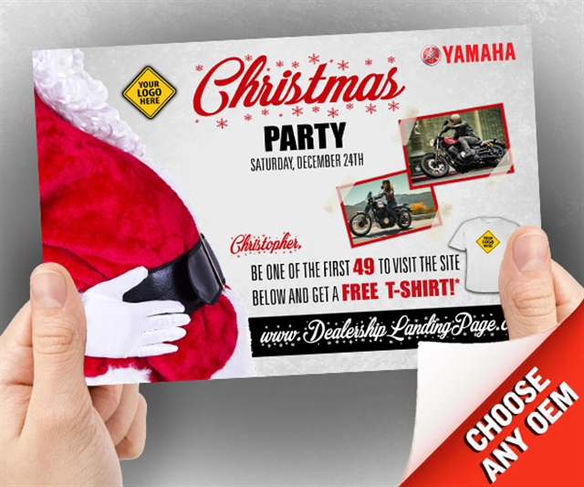 Christmas Party Powersports at PSM Marketing - Peachtree City, GA 30269