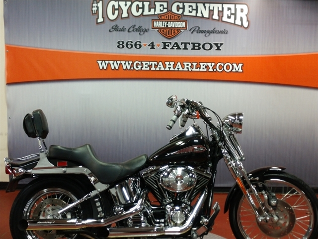 2002 Harley-Davidson FXSTS at #1 Cycle Center Harley-Davidson