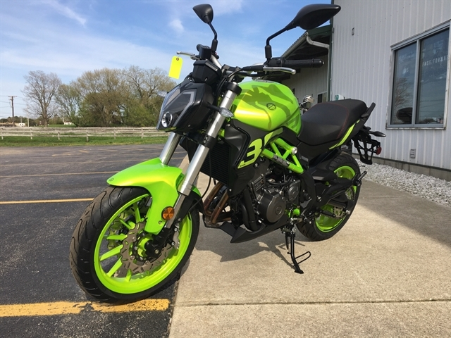 2020 Benelli 302S Base at Randy's Cycle, Marengo, IL 60152