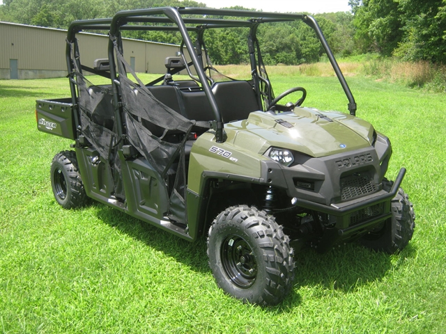 2019 Polaris Ranger Crew 570-6 Base at Brenny's Motorcycle Clinic, Bettendorf, IA 52722