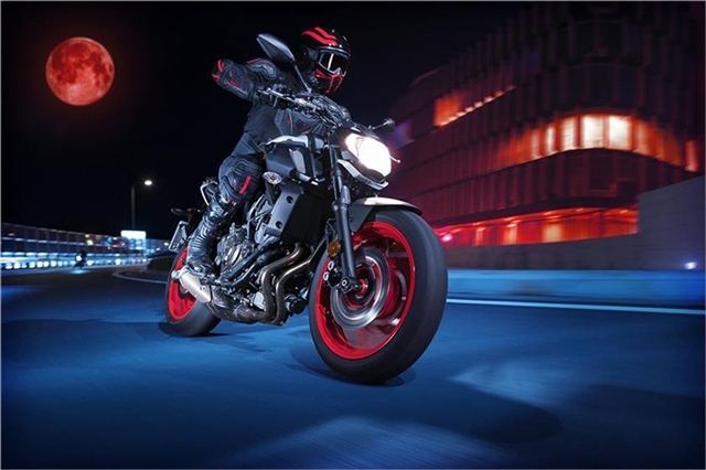 2019 Yamaha MT 07 at Seminole PowerSports North, Eustis, FL 32726