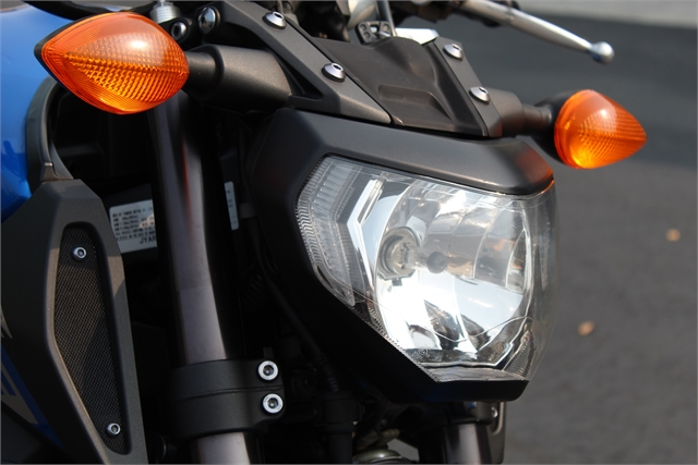 2016 Yamaha FZ 09 at Aces Motorcycles - Fort Collins