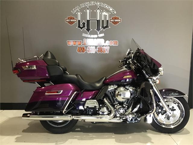 2016 Harley-Davidson Electra Glide Ultra Limited at Lima Harley-Davidson