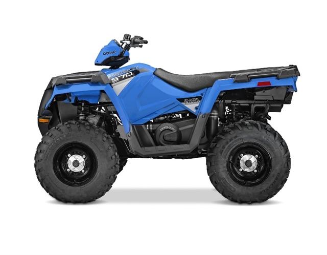 2019 Polaris Sportsman 570 Velocity Blue at Fort Fremont Marine, Fremont, WI 54940