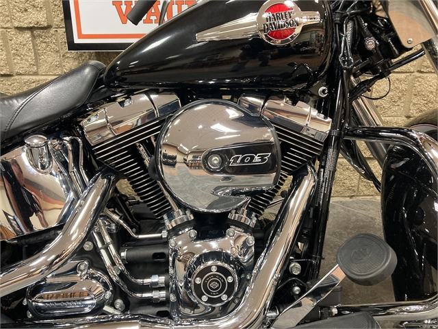 2017 Harley-Davidson Softail Heritage Softail Classic at Iron Hill Harley-Davidson