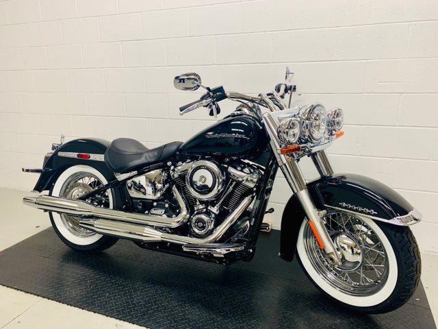 2019 Harley-Davidson Softail Deluxe at Destination Harley-Davidson®, Silverdale, WA 98383