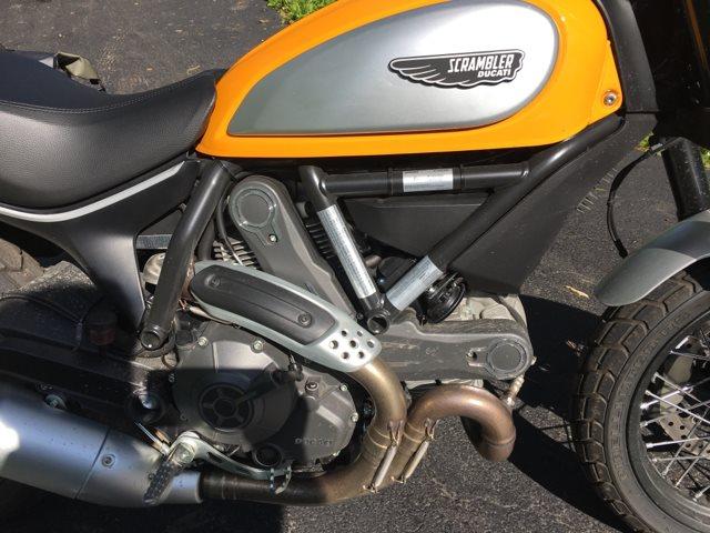2016 Ducati Scrambler Classic at Randy's Cycle, Marengo, IL 60152