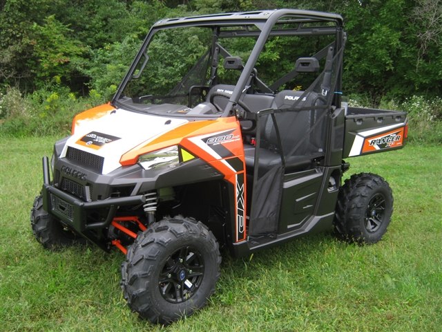 2019 Polaris Ranger XP 900 EPS Orange Madness at Brenny's Motorcycle Clinic, Bettendorf, IA 52722