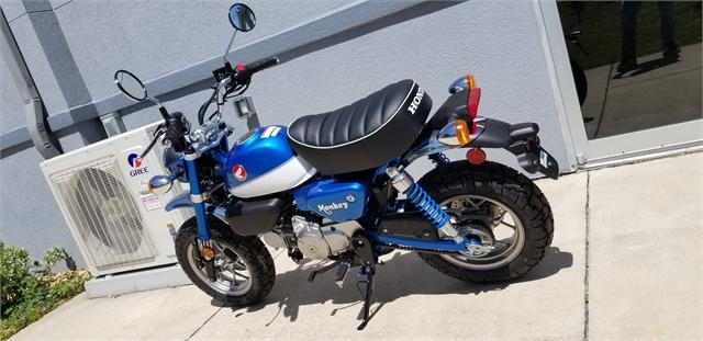 2021 Honda Monkey Base at Powersports St. Augustine