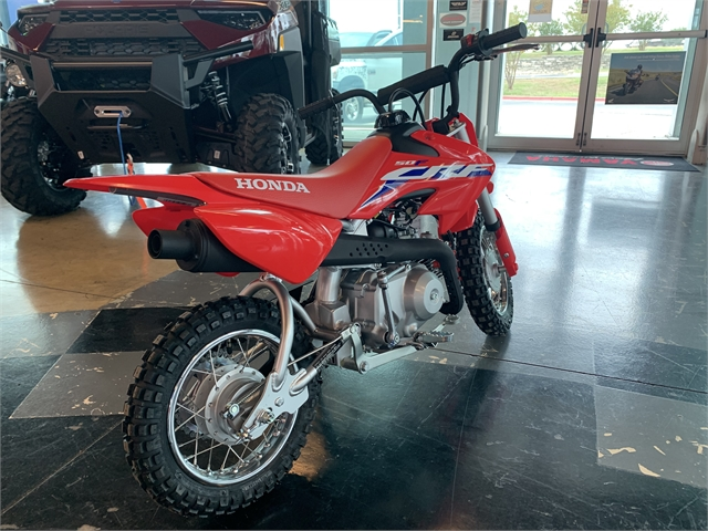 2022 HONDA CRF50FN at Kent Powersports of Austin, Kyle, TX 78640
