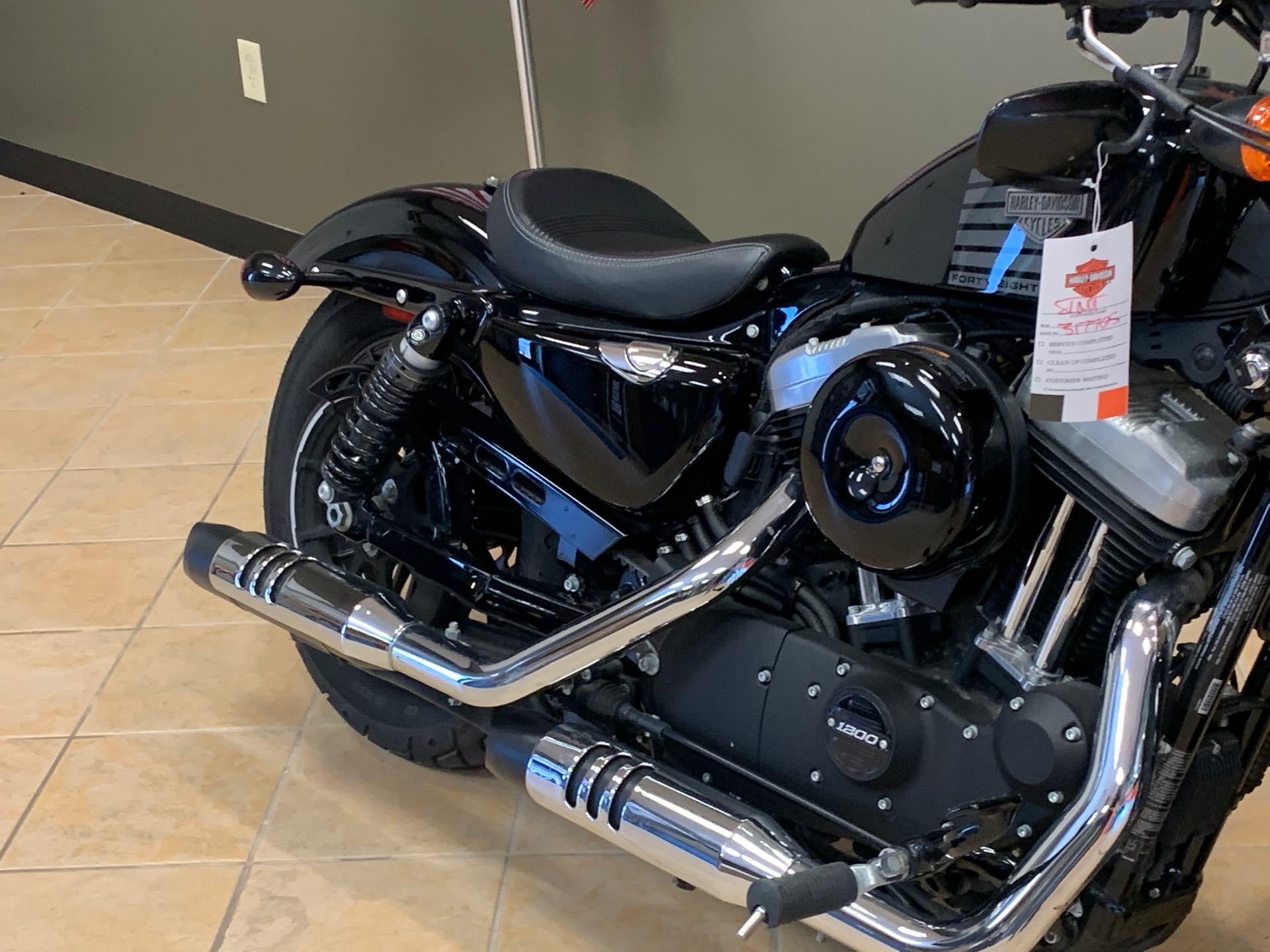 2018 Harley-Davidson Sportster Forty-Eight at Loess Hills Harley-Davidson