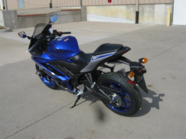 2020 Yamaha YZF R3 at Brenny's Motorcycle Clinic, Bettendorf, IA 52722