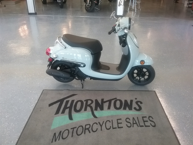 2019 Honda Metropolitan Base at Thornton's Motorcycle - Versailles, IN