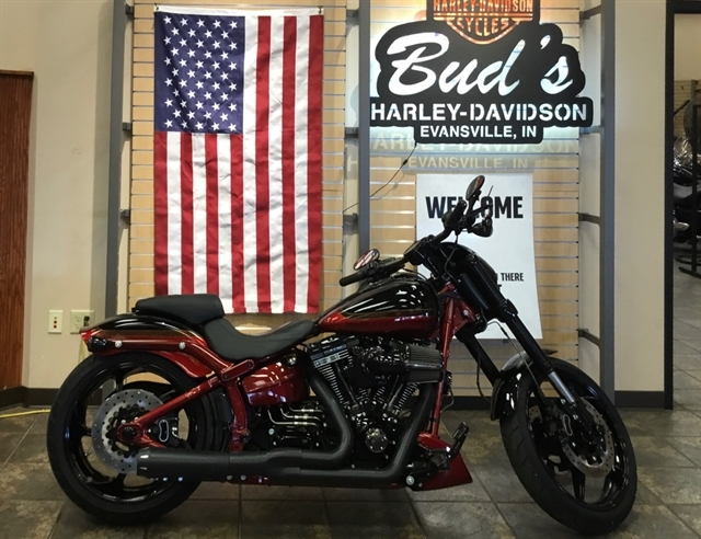 2017 Harley-Davidson Softail CVO Pro Street Breakout at Bud's Harley-Davidson